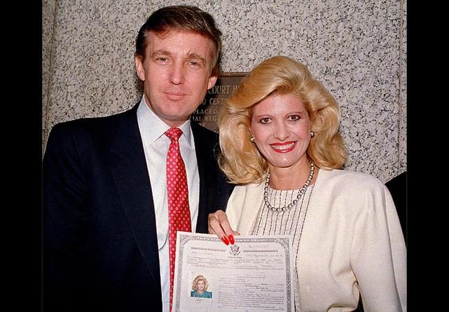 Hãy khôn ngoan, tỉnh táo như Tổng thống Trump: Sau 2 lần ly hôn vẫn sống tốt, giữ được tài sản, vợ cũ hài lòng, con cái vui vẻ chỉ nhờ điều đơn giản này - Ảnh 1.