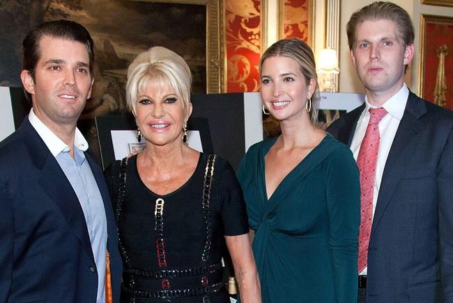 Hãy khôn ngoan, tỉnh táo như Tổng thống Trump: Sau 2 lần ly hôn vẫn sống tốt, giữ được tài sản, vợ cũ hài lòng, con cái vui vẻ chỉ nhờ điều đơn giản này - Ảnh 2.