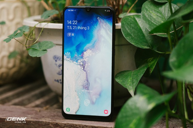 Đánh giá chi tiết Samsung Galaxy A50 - Mới mẻ từ trong ra ngoài, nhưng vẫn có vị Samsung - Ảnh 23.