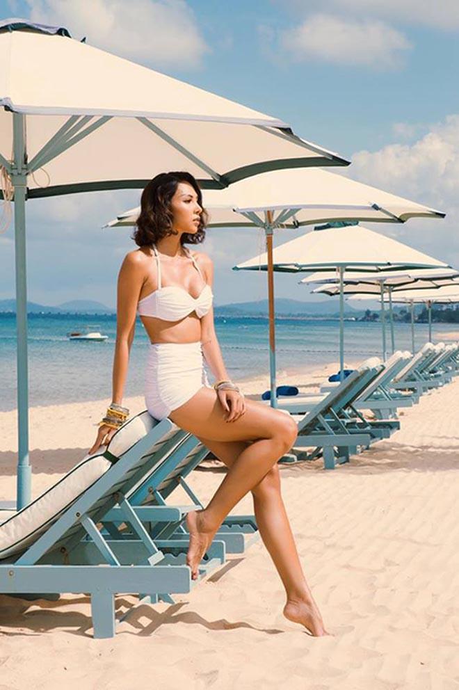 Bạn gái tin đồn của Hoa hậu Kỳ Duyên: Gia thế khủng, hình thể nóng bỏng nhất nhì showbiz - Ảnh 6.