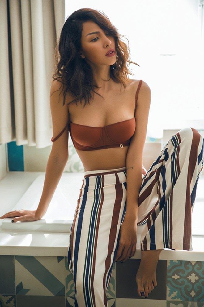 Bạn gái tin đồn của Hoa hậu Kỳ Duyên: Gia thế khủng, hình thể nóng bỏng nhất nhì showbiz - Ảnh 4.