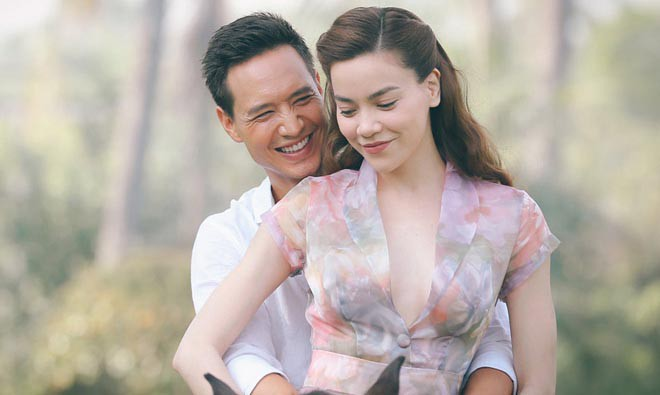 Hồ Ngọc Hà khoe lần đầu đi ăn cưới ở Mỹ và bất ngờ với biểu cảm của Kim Lý khi làm phù rể - Ảnh 8.