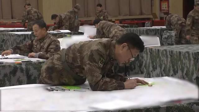 Quân đội Trung Quốc căng thẳng: Hơn 200 tướng đi thi, kéo dài tới tận đêm khuya - Ảnh 10.