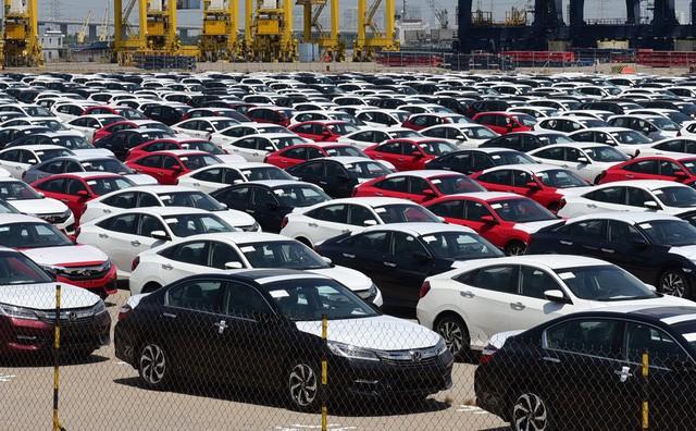 3 tháng, Việt Nam chi 1,8 tỷ USD nhập ôtô, bằng cả năm 2018 - Ảnh 1.