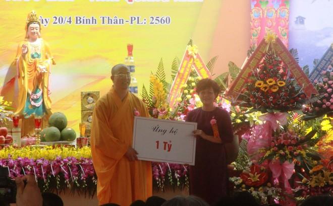 Đại đức Thích Đạo Hiển: Đại đức Thái Minh xác nhận có tham gia dự án Thiền Viện Trúc Lâm Quảng Nam - Ảnh 1.