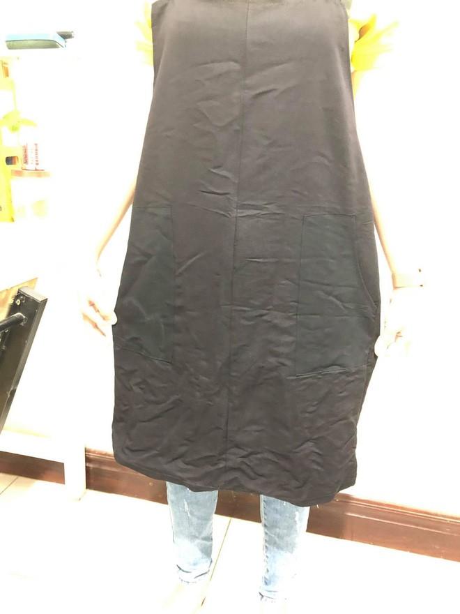 Hí hửng đặt mua yếm đen điệu đà, cô nàng ngã ngửa khi nhận về tay sản phẩm y hệt... cái tạp dề - Ảnh 3.