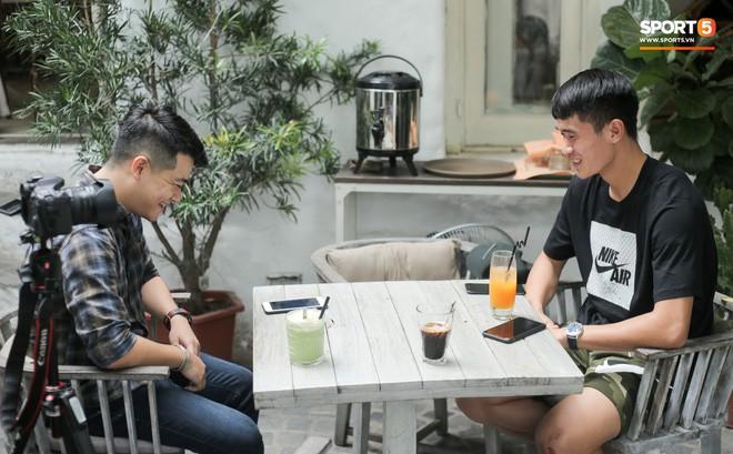 Huỳnh Tấn Sinh: Sau tất cả, tôi sẵn sàng đổ máu vì HLV Park Hang-seo - Ảnh 4.