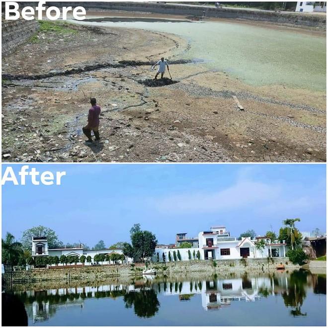 Chàng trai dành cả thanh xuân để hồi sinh mọi hồ nước tại Ấn Độ: Thế giới thực sự cần thêm nhiều người như anh - Ảnh 5.