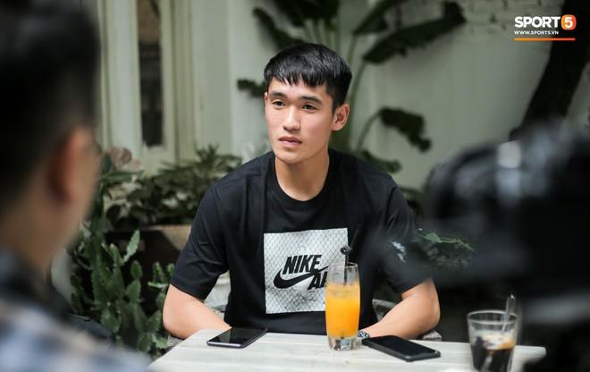 Huỳnh Tấn Sinh: Sau tất cả, tôi sẵn sàng đổ máu vì HLV Park Hang-seo - Ảnh 5.