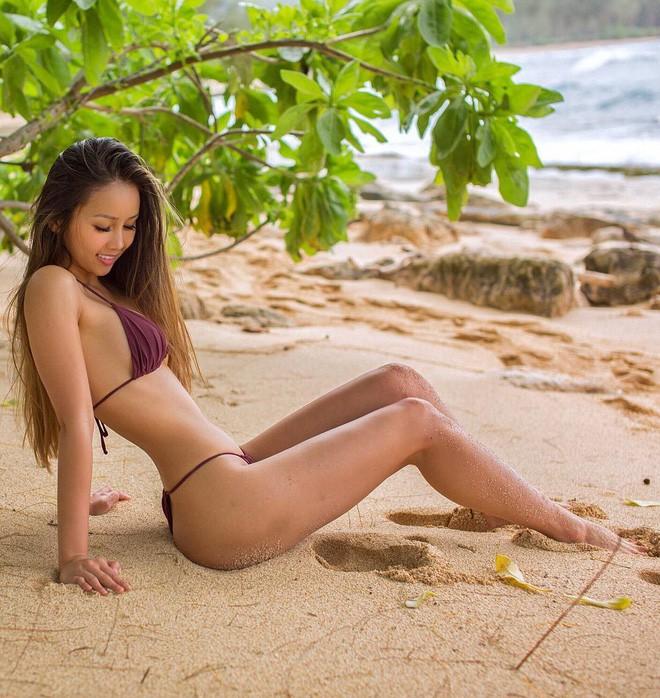 Thạc sĩ gốc Việt nổi tiếng khắp thế giới vì xinh như hot girl cùng thân hình siêu nóng bỏng - Ảnh 5.