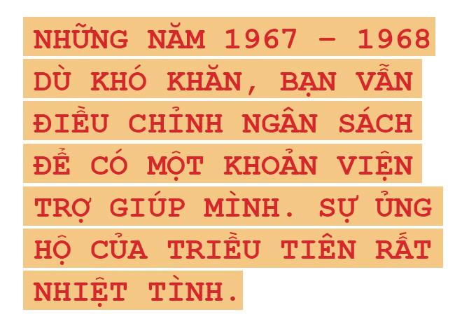 Chuyến thăm cấp cao nối lại mối lương duyên Việt-Triều sau 3 thập kỷ qua lời kể cựu Đại sứ Việt Nam ở Triều Tiên - Ảnh 4.
