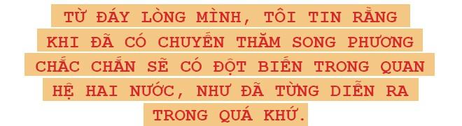 Chuyến thăm cấp cao nối lại mối lương duyên Việt-Triều sau 3 thập kỷ qua lời kể cựu Đại sứ Việt Nam ở Triều Tiên - Ảnh 21.