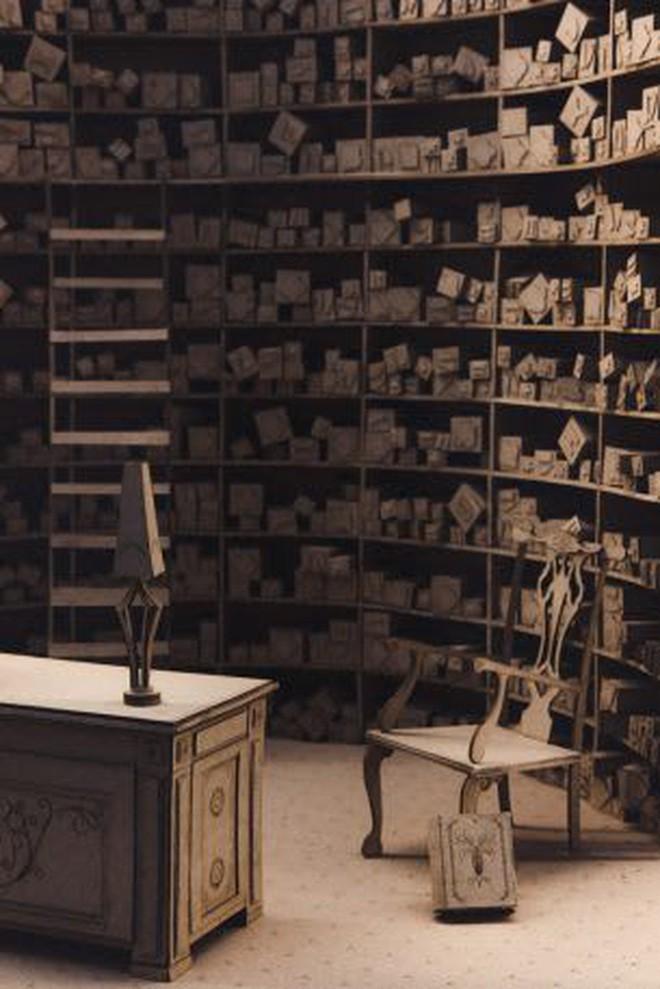 Sinh viên đại học kiến trúc vừa thiết kế lại thế giới Harry Potter, còn đẹp hơn cả phim - Ảnh 3.