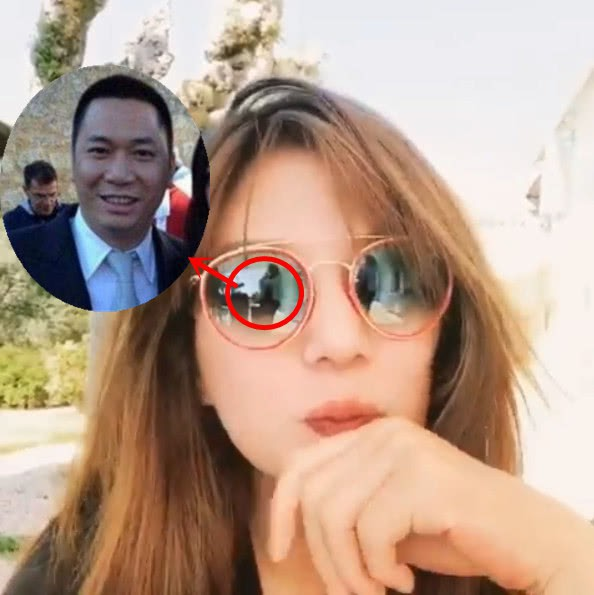 Học theo hảo tỉ muội Lâm Tâm Như, Triệu Vy làm rõ tin đồn ly hôn với chồng đại gia bằng cách này - Ảnh 4.
