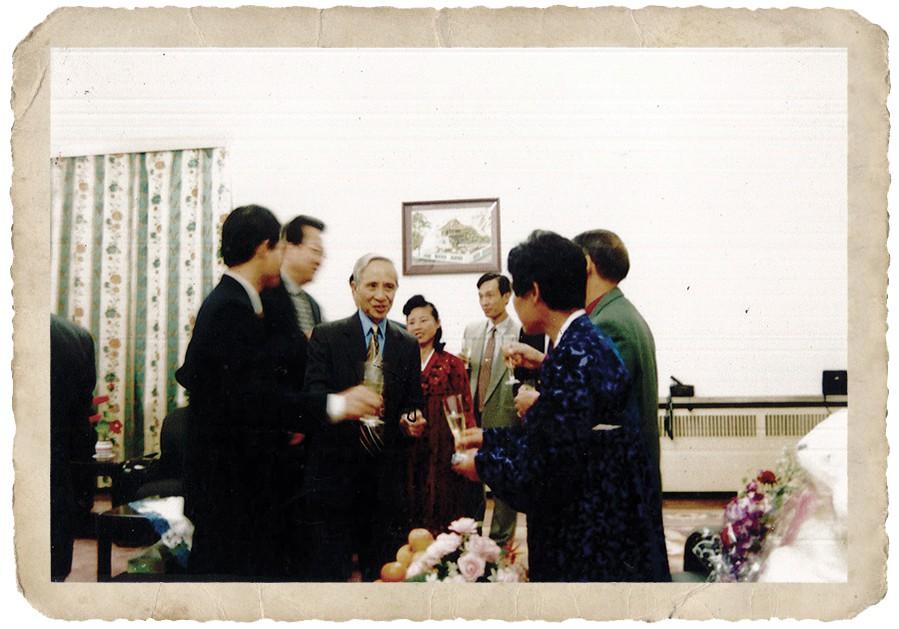 Chuyến thăm cấp cao nối lại mối lương duyên Việt-Triều sau 3 thập kỷ qua lời kể cựu Đại sứ Việt Nam ở Triều Tiên - Ảnh 20.