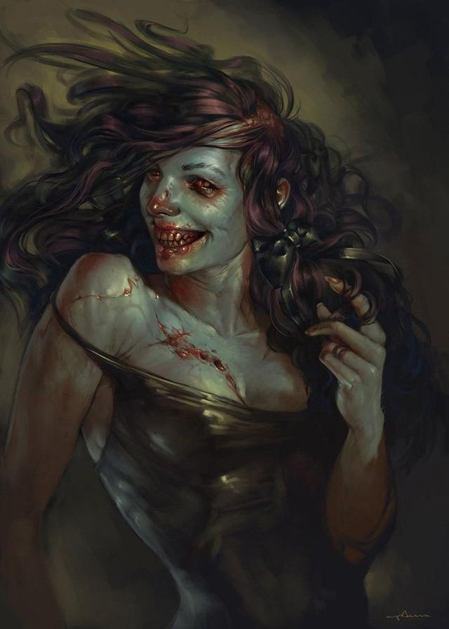 Ghoul và những điều cần biết về loại ác quỷ địa ngục thích bắt con người để... nuốt chửng - Ảnh 1.