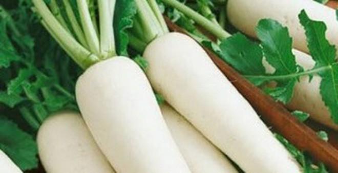 Món ăn từ củ cải trắng giúp trị bệnh hô hấp - Ảnh 2.