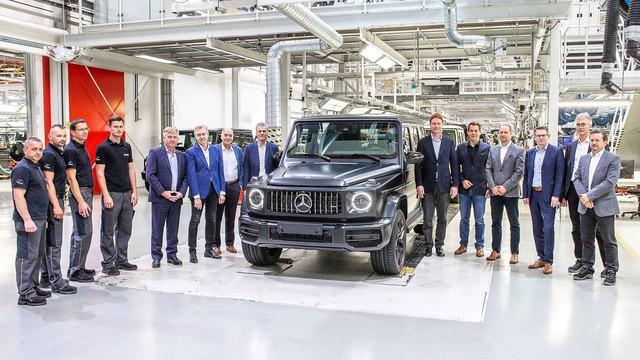 VinFast lại chơi lớn, đem xe tới Geneva Motor Show 2019 khi Lux chỉ còn 2 ngày nữa là hoàn thiện chiếc đầu tiên lắp ở Việt Nam - Ảnh 2.