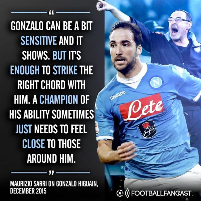 Mourinho dạy Gonzalo Higuain cách toả sáng ở Premier League - Ảnh 1.