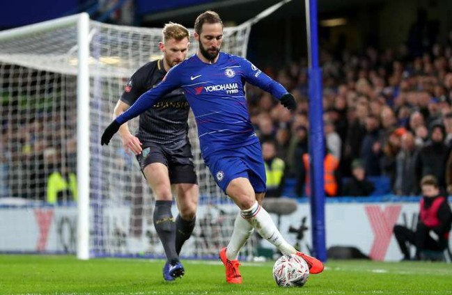 Mourinho dạy Gonzalo Higuain cách toả sáng ở Premier League - Ảnh 2.