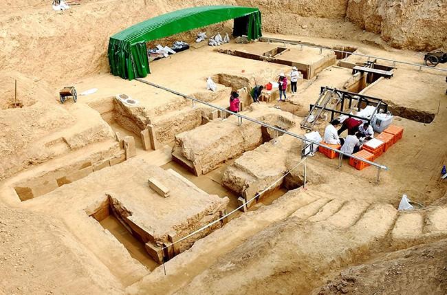 Phát hiện thuốc trường sinh bất lão trong mộ cổ Trung Quốc - Ảnh 2.