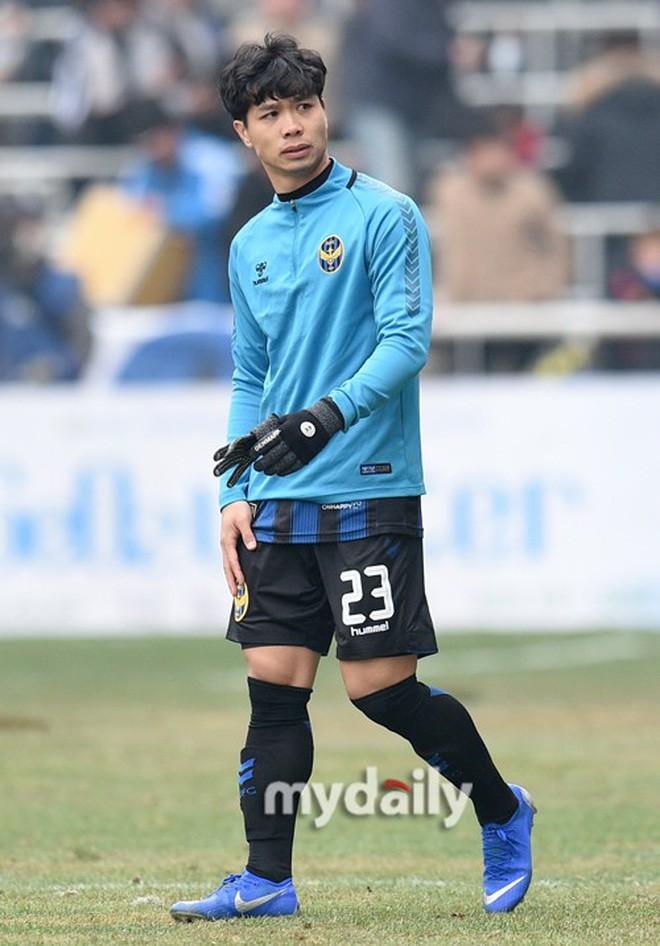 Công Phượng được đồng đội ở Incheon United thừa nhận tài năng, đánh giá cao vốn ngoại ngữ - Ảnh 3.