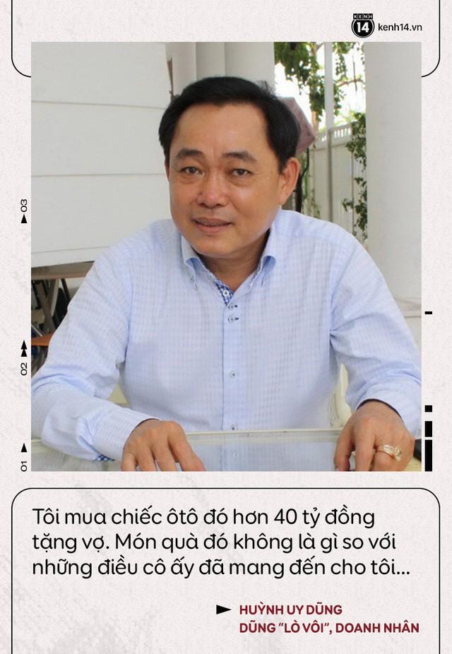 Nhắc đến bạn đời của mình, các doanh nhân Việt đình đám đã dùng những lời ngọt ngào thế này đây! - Ảnh 12.