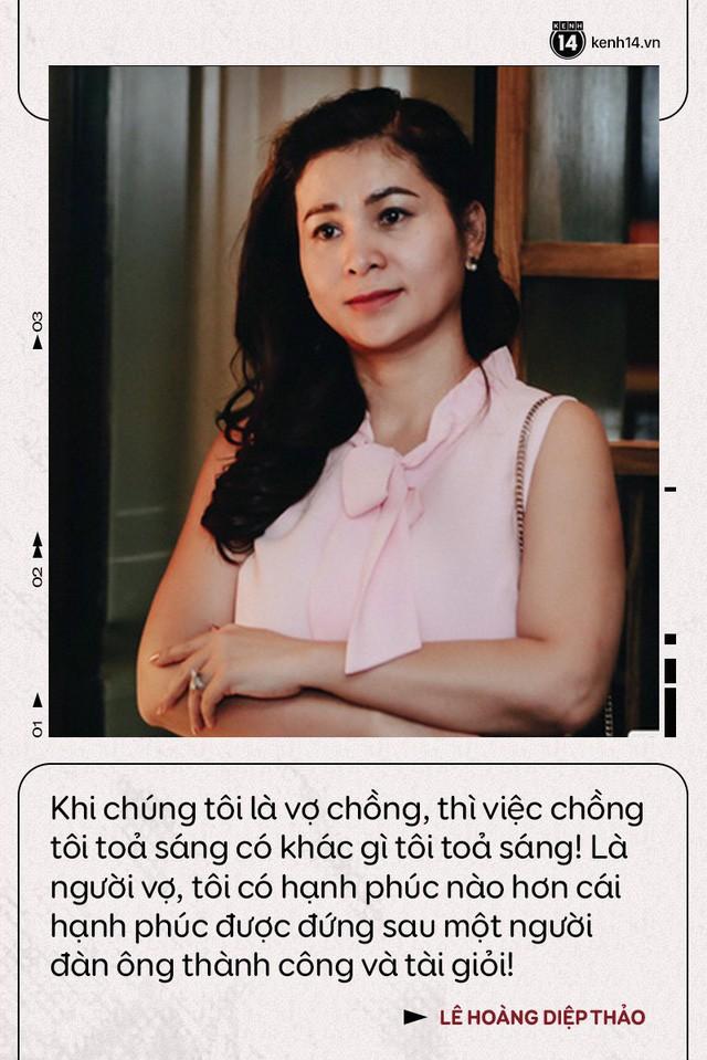 Nhắc đến bạn đời của mình, các doanh nhân Việt đình đám đã dùng những lời ngọt ngào thế này đây! - Ảnh 2.