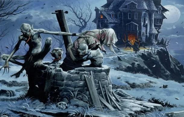 Ghoul và những điều cần biết về loại ác quỷ địa ngục thích bắt con người để... nuốt chửng - Ảnh 4.