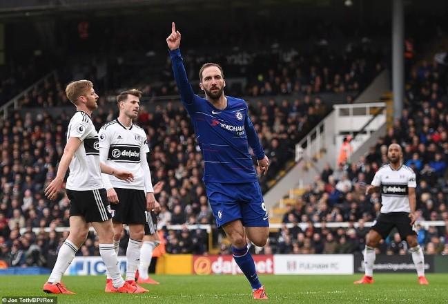 Mourinho dạy Gonzalo Higuain cách toả sáng ở Premier League - Ảnh 4.