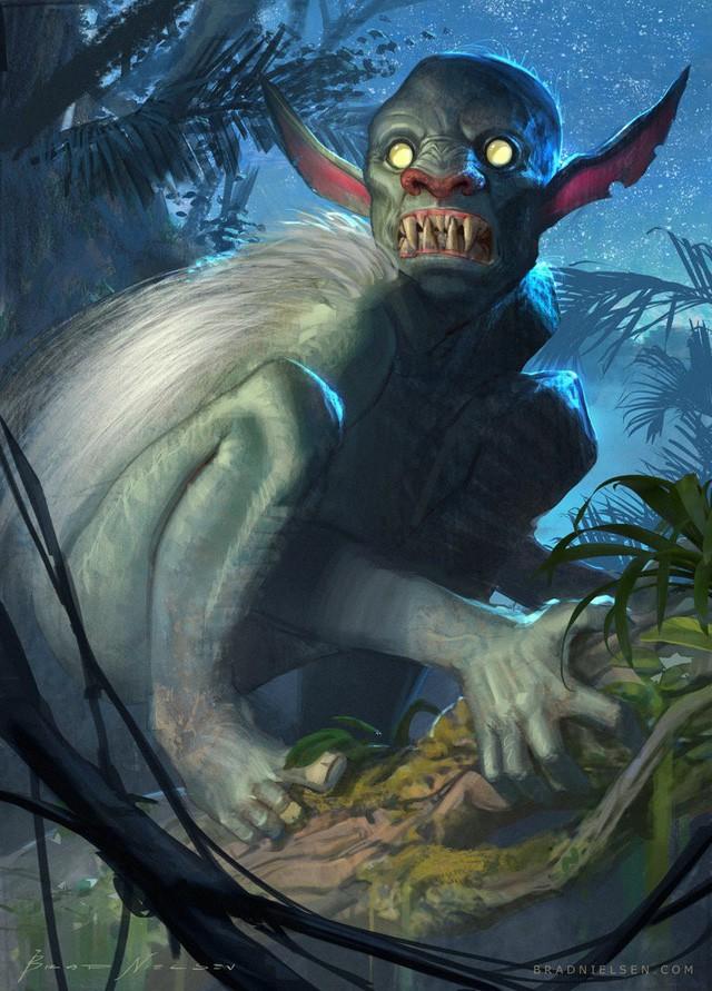 Ghoul và những điều cần biết về loại ác quỷ địa ngục thích bắt con người để... nuốt chửng - Ảnh 7.