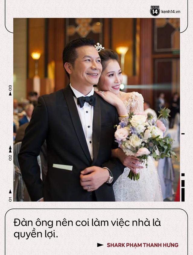 Nhắc đến bạn đời của mình, các doanh nhân Việt đình đám đã dùng những lời ngọt ngào thế này đây! - Ảnh 7.