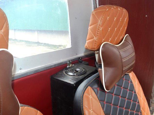 Nam thanh niên chế xe siêu bán tải từ chiếc xe máy Suzuki Viva với giá rẻ bất ngờ - Ảnh 12.