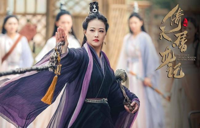 Phim Tân Ỷ Thiên Đồ Long Ký: Bất ngờ trước cuộc đời đặc biệt của Diệt Tuyệt sư thái  - Ảnh 4.