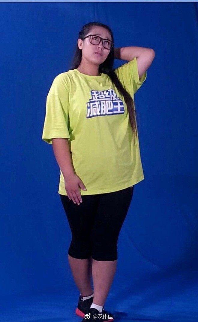 Nàng béo đẹp nhất Trung Quốc 6 năm trước từng gây sốt với cân nặng hơn 1 tạ bây giờ ra sao? - Ảnh 3.