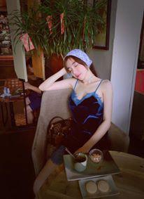 Táo bạo với loạt ảnh bịt mắt, Elly Trần không phải nắng cũng tiếp tục thiêu đốt mạng xã hội - Ảnh 4.