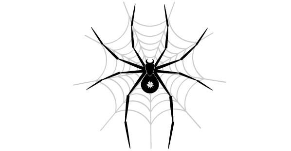 Thấy nhện độc, người đàn ông định cầm dao đâm rồi đổi ý và kinh ngạc phát hiện thứ dưới áo - Ảnh 1.