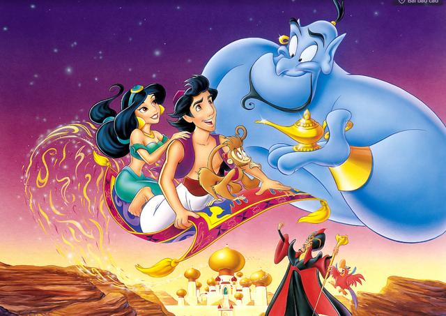 Thần đèn của Aladdin với Găng tay vô cực của Thanos: Cái nào mạnh hơn? - Ảnh 3.