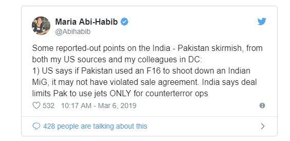 Ấn Độ lộ sơ hở vụ bắn hạ F-16, không kích Pakistan: Loạt phóng viên quốc tế tung bằng chứng - Ảnh 2.