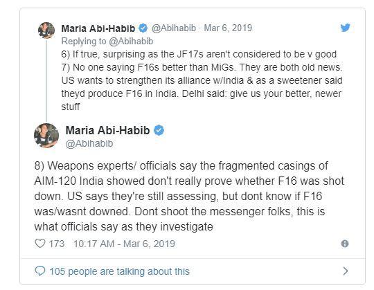 Ấn Độ lộ sơ hở vụ bắn hạ F-16, không kích Pakistan: Loạt phóng viên quốc tế tung bằng chứng - Ảnh 3.