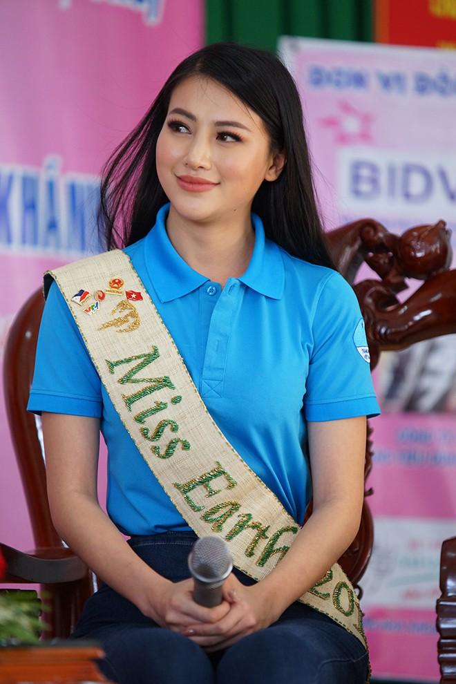 """Bảng điểm học lớp 12 của """"Hoa hậu trái đất"""" Phương Khánh - Ảnh 5."""