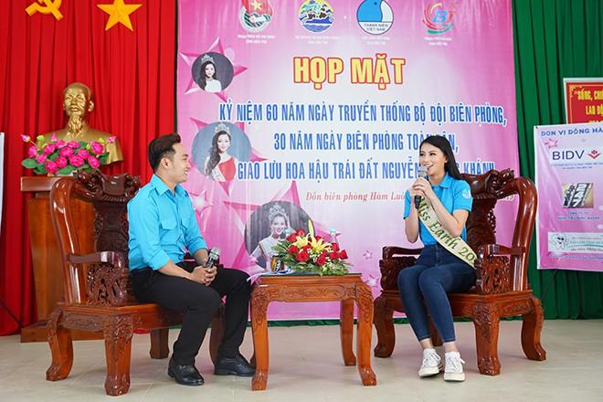 """Bảng điểm học lớp 12 của """"Hoa hậu trái đất"""" Phương Khánh - Ảnh 6."""