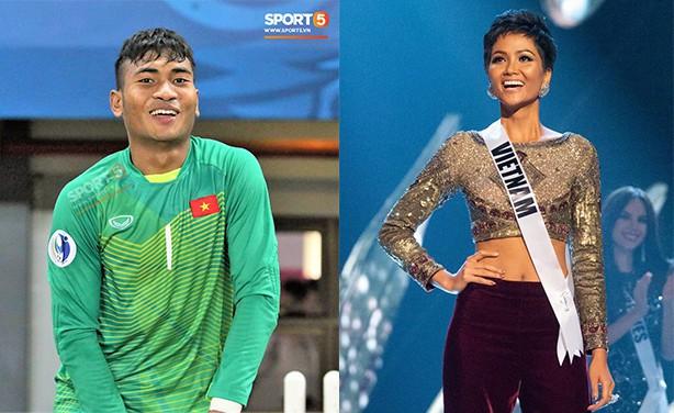 Em út U23 Việt Nam nhận lời động viên ấm áp từ Hoa hậu đẹp nhất thế giới trước ngày hội quân đội tuyển - Ảnh 1.