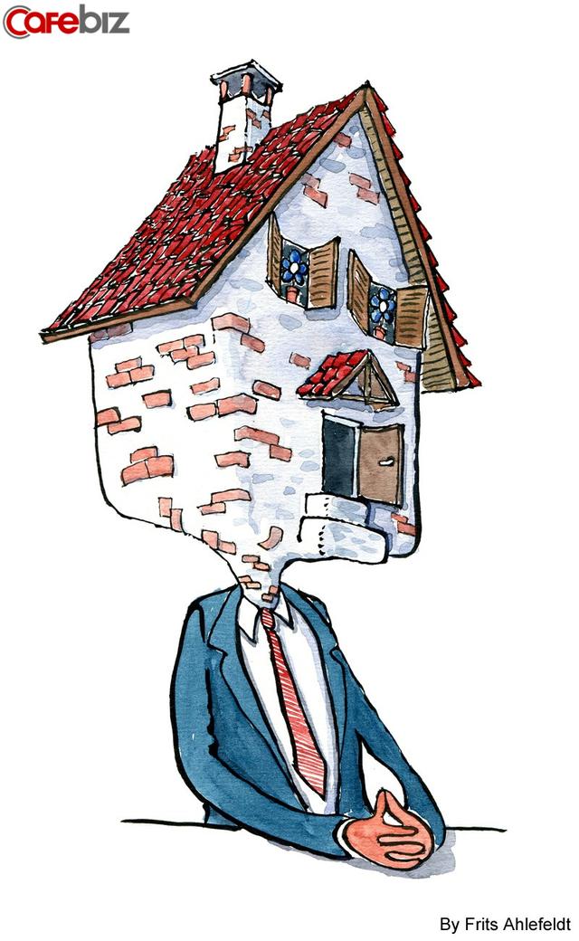 Cuộc sống khác biệt của người có đủ tiền mua nhà và người mua nhà theo kiểu vay thế chấp sau 10 năm - Ảnh 1.