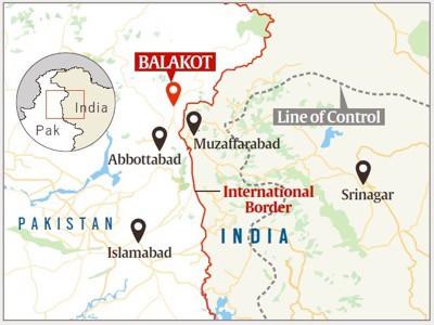 Trói người dưới máy bay, thả như bom: Quan chức Ấn Độ gây sốc khi nói về cuộc không kích vào Pakistan - Ảnh 1.