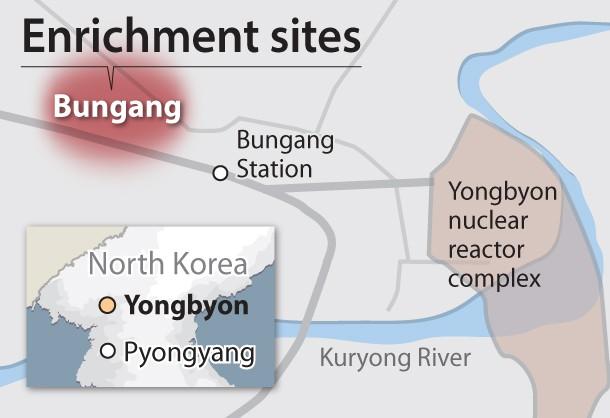 Báo Hàn: Sở hữu hơn 10.000 máy li tâm, cơ sở ngầm cực khủng này mới là nguyên nhân khiến Mỹ-Triều mâu thuẫn? - Ảnh 2.