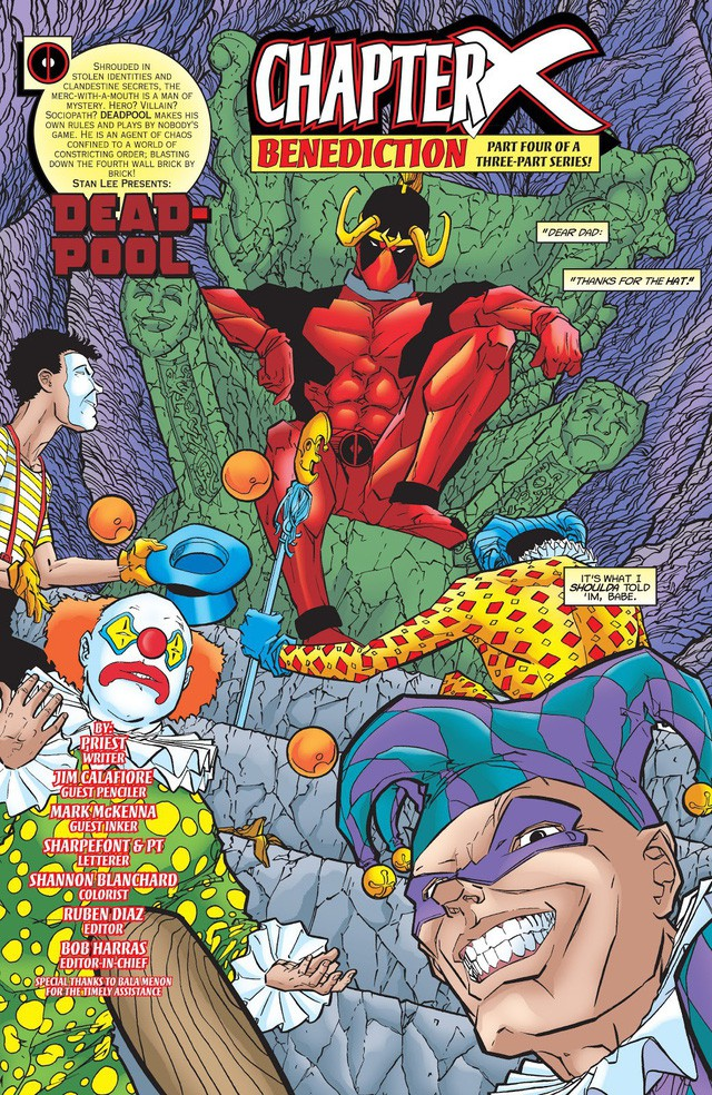 Từng nâng được Mjolnir nhưng liệu Deadpool có thực sự xứng đáng với cây búa thần của Thor? - Ảnh 1.