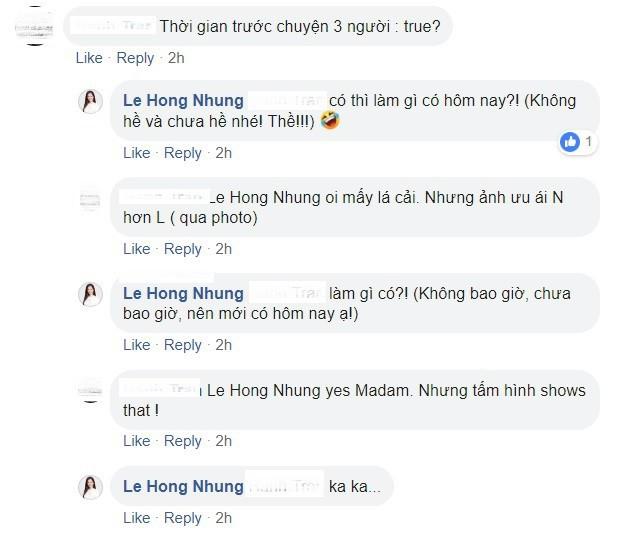 Có mặt Thanh Lam, Hồng Nhung vẫn vô tư ngồi lên đùi và ôm Quốc Trung, tin đồn 17 năm trước bất ngờ bị đào mộ  - Ảnh 4.