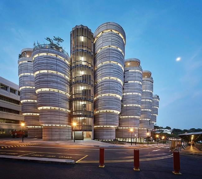Những công trình kiến trúc độc đáo và là điểm đến hút khách ở Singapore - Ảnh 5.