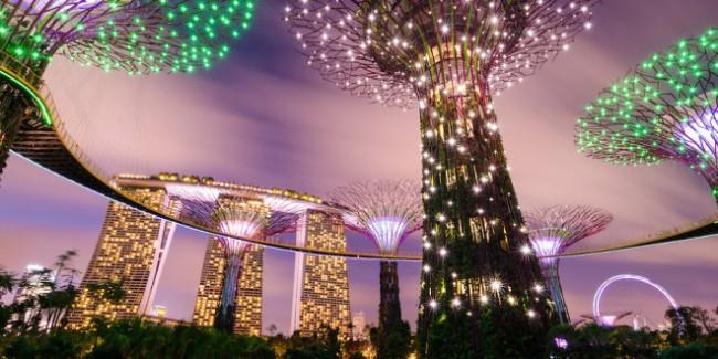 Những công trình kiến trúc độc đáo và là điểm đến hút khách ở Singapore - Ảnh 7.